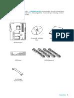 Manual Placa Base Z170 MSI
