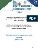 Guía Componente Práctico Gestión de Las Operaciones