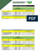 Ranking Estadual Máster 2016