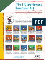 Maisy First Experiences Classroom Kit