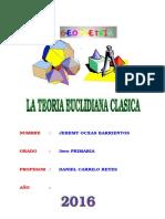 Trabajo - LA GEOMETRIA EUCLIDIANA.doc