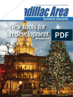 December 2016 Cadillac Area Business Magazine