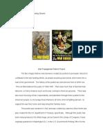 portfolio  project 2 rough draft