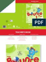 Teachers Book Bounce 1 Basico.