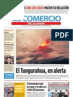 El Comercio del Ecuador Edición 219
