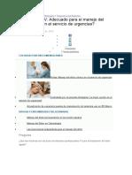 Medicina de Emergencia Medscape La Ketamina