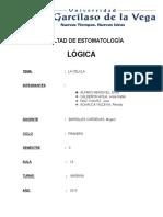 Trabajo Monografico de Logica