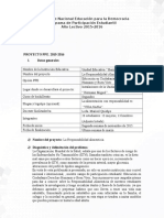 Lic. Marisol Quishpe. Informe Final. 2015-2016. Segundos