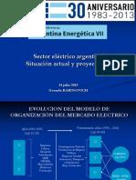 Argentina Energética Sector Eléctrico _ Rabinovich
