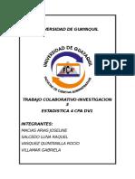 Universidad de Guayaquil-teorema de bayes
