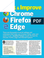 Hack & Improve Chrome - Firefox