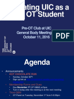 navigating uic as a pre-ot student gbm 2