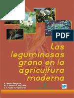 Las Leguminosas Grano en La Agricultura Moderna