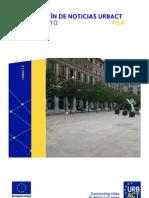 El uso de Normativa de diseño para un desarrollo con éxito de viviendas sostenibles. (URBACT - Boletín junio)
