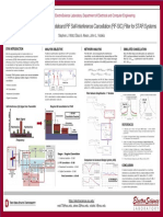 Poster 2 - Cascaded Network Analysis of a Wideband RF Self-Interference Cancellation Filter for STAR Systems (June 2016)