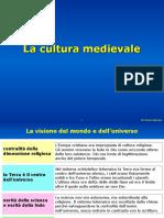 STORIA - Aspetti Culturali Del Medioevo