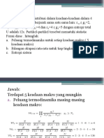 Ppt Soal -Soal Fisika Statistik