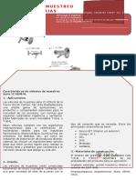 Ficha Tecnica de Valvula de Muestreo.