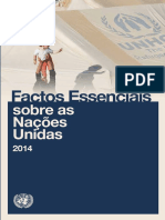 Factos Essenciais Sobre as Naçoes Unidas (E-book) (ONU, 2014)