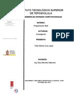 Investigación_CSS en Cascada y Frameworks Para CSS_Felix Alberto