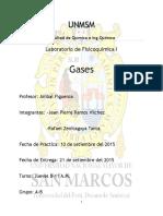 Informe Fisicoquimica 1-Gases