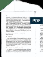 Supuestos de Inelegibilidad (Prerrogativas Parlamentarias)