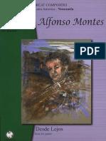 MONTES -Desde Lejos - Suite Fing Irina Kircher
