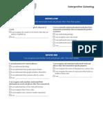 actfl interpretive listening questionnaire