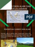 IAD, Sumber Daya Alam 6