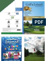 2017 Golf & Leisure Savings Book