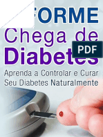 Chega de Diabetes - Norman Hook