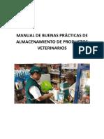 MANUAL BP Alamacenamiento Prod-Veterinarios