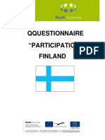 Finland youth parliament survey