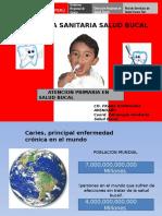 10 Salud Bucal - Salud Ocular Atencion Primeraria de Salud