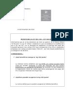 Informativos Tributarios - Ley Igv Justo