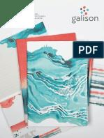 UK Galison Spring 2017 Catalogue