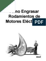 Engrasar Rodamientos Motores Eléctricos