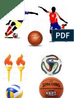 Dibujos Deportes