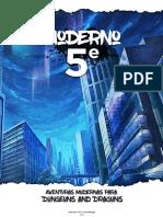 Moderno 5e Redo