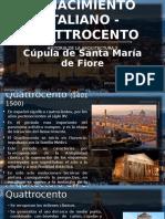 Renacimiento Italiano - Quattrocento