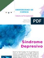 Caso Clínico Síndrome de Asperger + Síndrome Depresivo.