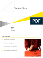EY Overview of Transfer Pricing
