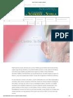 Murió Castro- La Batalla Continúa