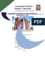 Informe Final de Nivelación - 3ro A
