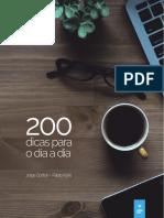 eBook 200dicas