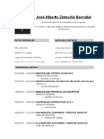 Zamudio Cv. Financiera