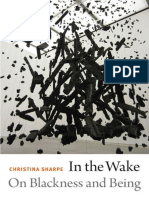 In the Wake_ On Blackness and Being - Christina Sharpe.epub