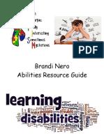 nero para abilities resource guide 1