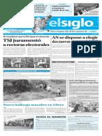 Edición Impresa Elsiglo 15-12-2016.