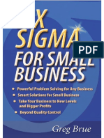 Six Sigma for Small Business.pdf